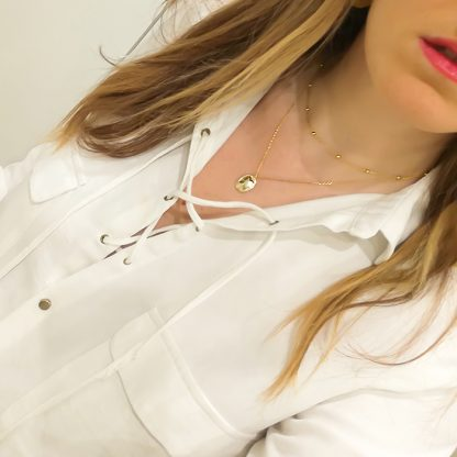 Collar Duo Gold