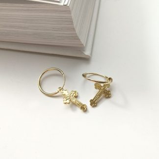 Pendientes Holy Gold