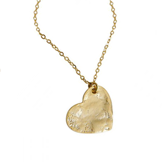 Collar Heart gold