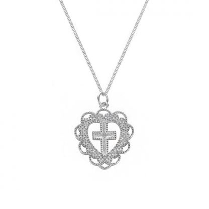 Collar Holy Heart