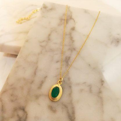 Cinda green gold