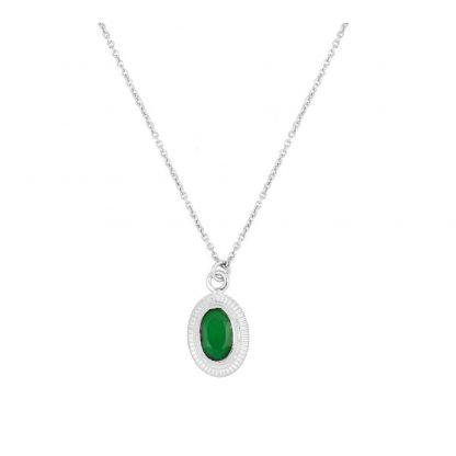 Collar Cinda Green