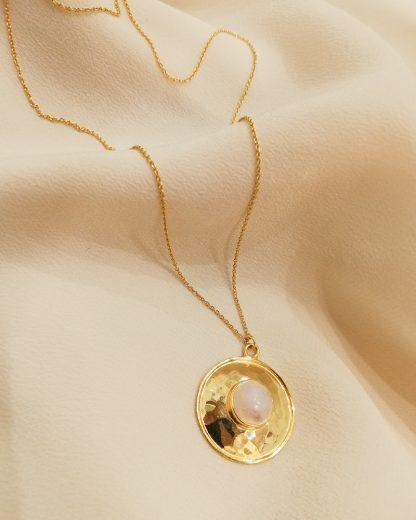 Collar Kaya White Gold