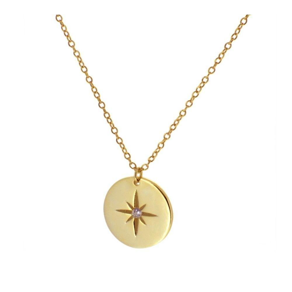Collar Star Gold