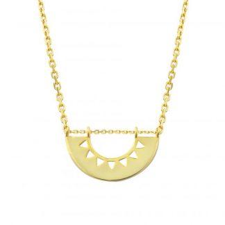 Collar Sunrise Gold