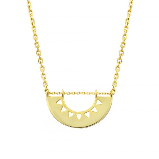 Collar Sunrise Gold
