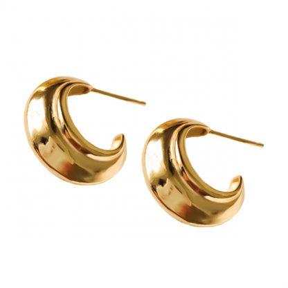 Pendientes Orelle gold