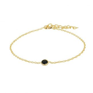 Pulsera Daria Black Gold