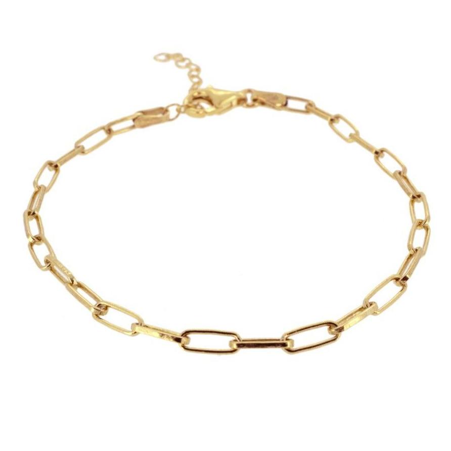 Pulsera Squared Chain Gold