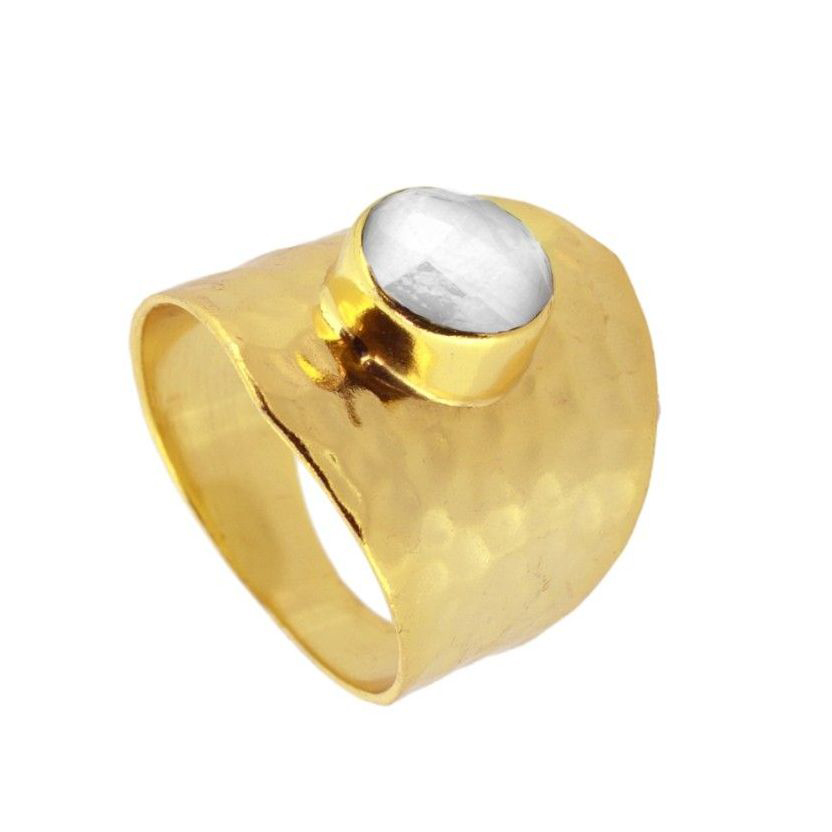 Anillo Kaya White Gold