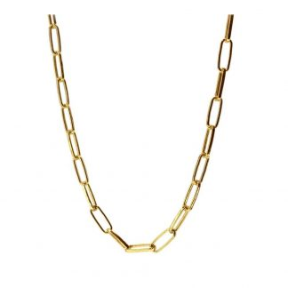 Collar Chained gold