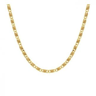 Collar Snail gold