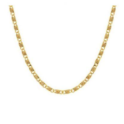 Collar Snail gold