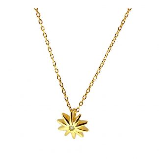 Collar Star Mini Gold
